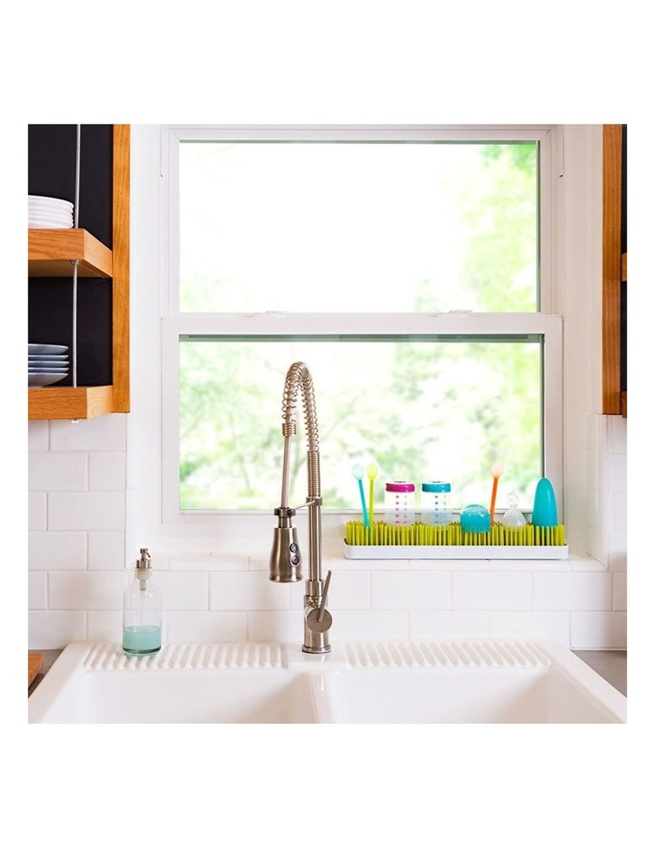 Patch Countertop Drying Rack for Baby Bottle/Feeding Holder/Dryer Grass image 5