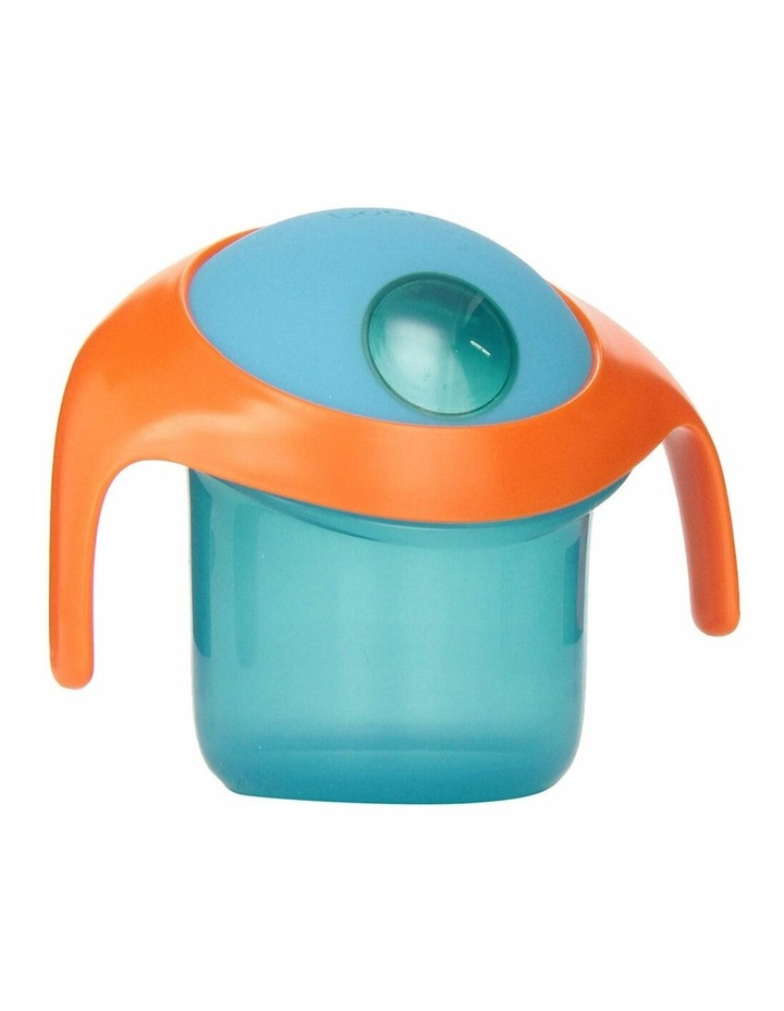 Nosh Baby/Toddler Feeding BPA Free Snack Container Food Cup 9m  w/ Lid Blue image 1