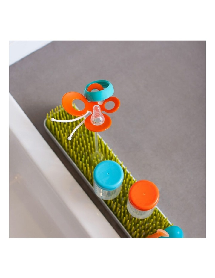 Fly Baby Bottle Drying Rack Accessories f/ Grass/Lawn/Patch Countertop OR image 3