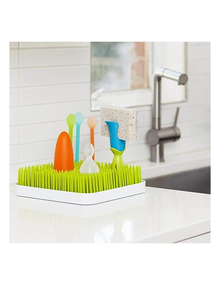 Bud Baby Bottle/Feeding Drying Rack Accessories for Lawn Countertop Green image 3