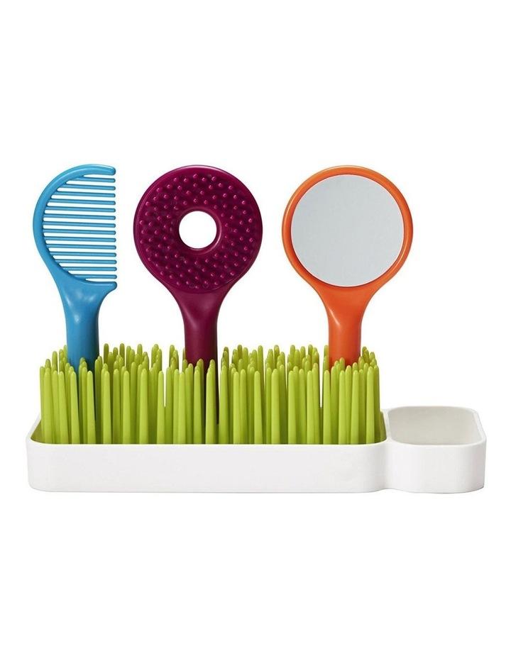 Spiff Baby/Toddler Grooming Kit w/ Brush/Comb/Mirror Caddy Holder Kids Set image 1