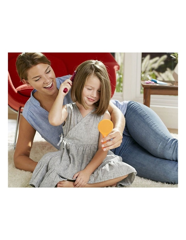 Spiff Baby/Toddler Grooming Kit w/ Brush/Comb/Mirror Caddy Holder Kids Set image 3