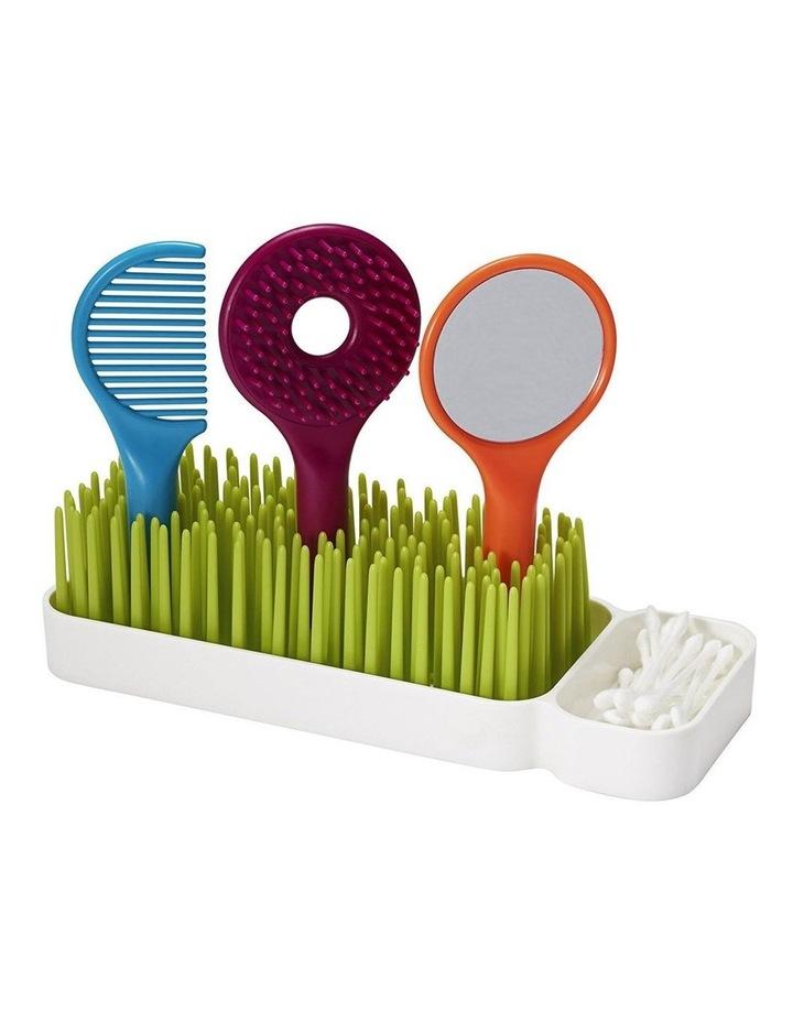 Spiff Baby/Toddler Grooming Kit w/ Brush/Comb/Mirror Caddy Holder Kids Set image 6