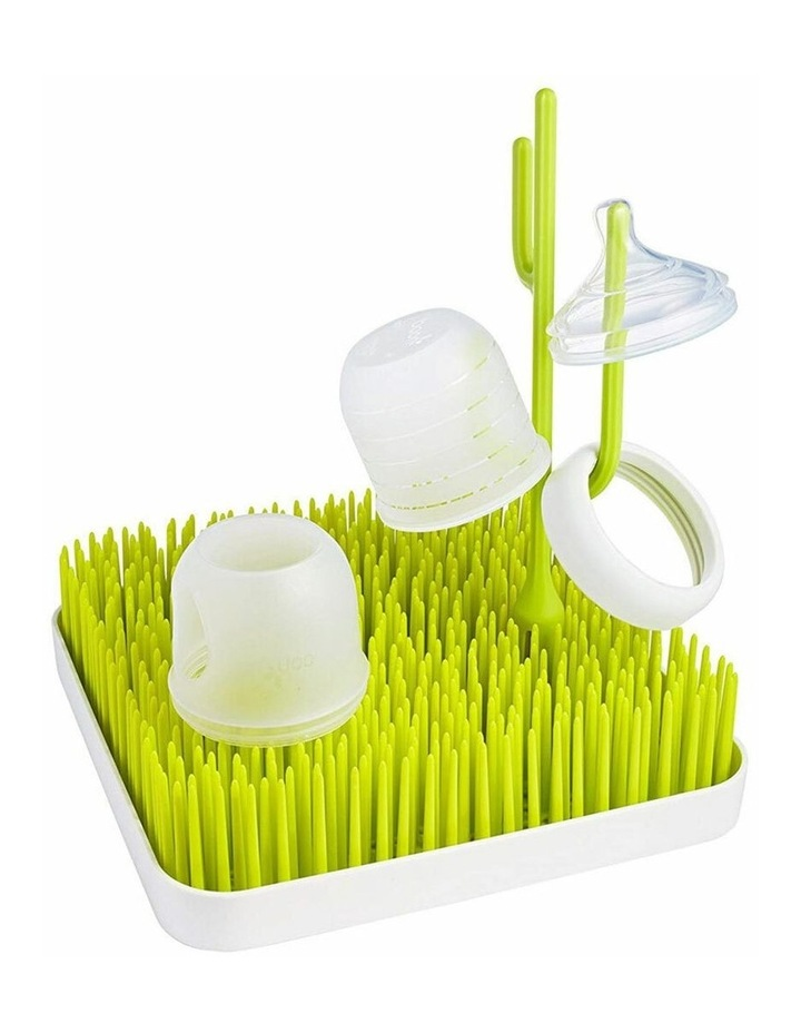 Poke Baby Bottle/Feeding Drying Rack Accessories for Grass Countertop Green image 3