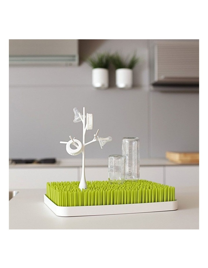 Twig White Bottle Baby Drying Rack Accessory for Grass/Lawn Countertop image 2