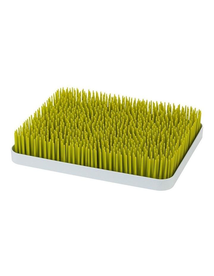 Lawn Countertop Drying Rack/Holder/Dryer Baby Bottle/Utensils Green/White image 1