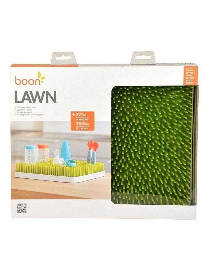 Lawn Countertop Drying Rack/Holder/Dryer Baby Bottle/Utensils Green/White image 7