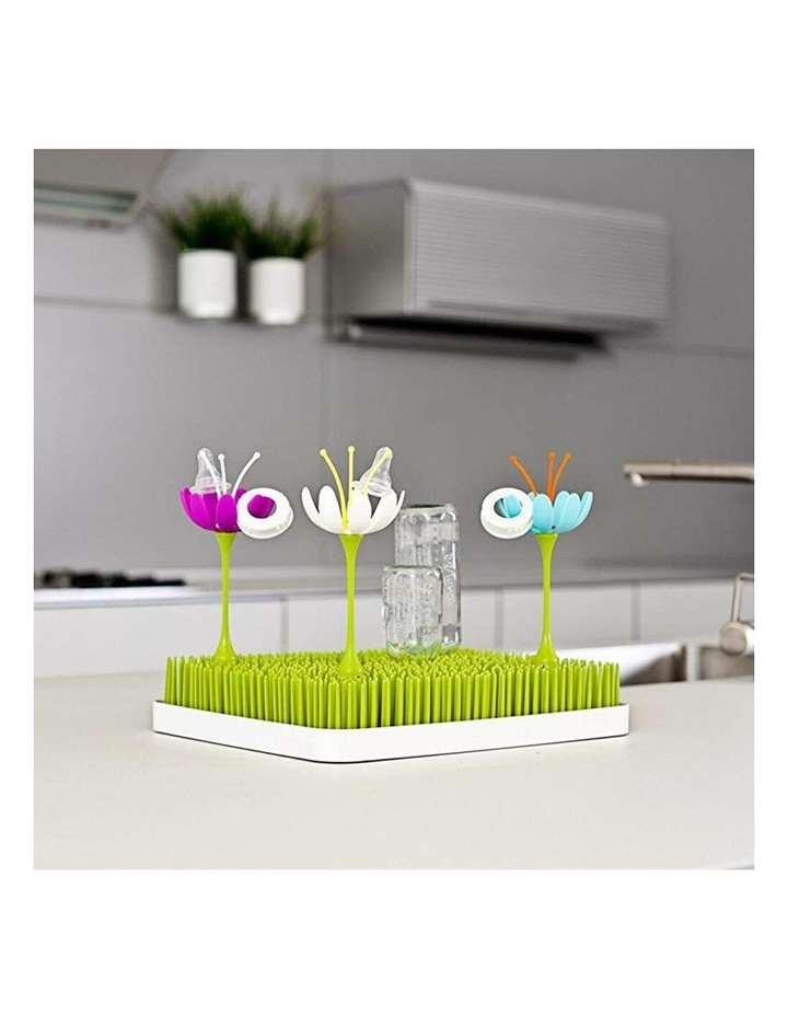 Stem Drying Rack Baby/Infant Accessories for Grass/Lawn Countertop Blue/OR image 2