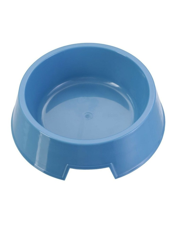 18cm Pets/Dogs Round Essentials Single Bowl/Dishes/Feeders Assorted image 3