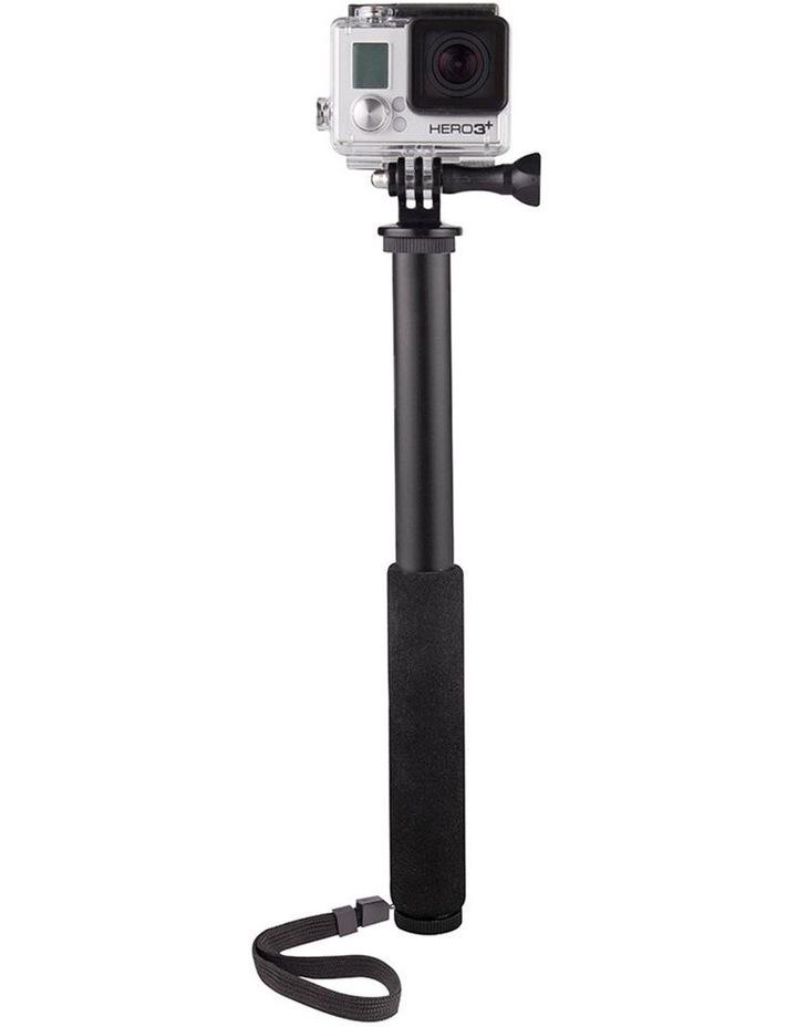 "3-1 Action Selfie Pole Stick 27"" Camera/Phone/GoPro Mount/Cradle/Stand image 7"