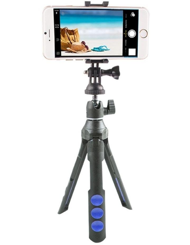 "7-1 Selfie Tripod Camera/Phone/GoPro 36"" Mount/Cradle w/Shutter Release image 1"
