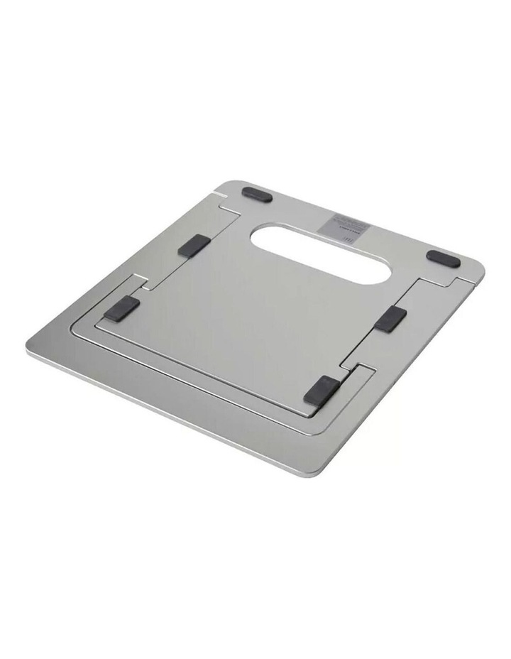 """Pout Eyes 3 Angle Aluminium Universal 10-17"""" Adjustable Laptop Stand/Riser Silver image 7"""