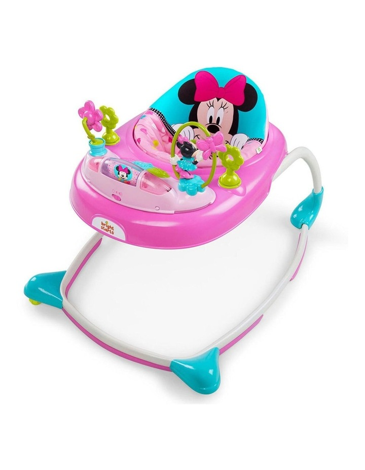 Disney Minnie Mouse Walker with Play Toy/Sound/Light for Baby/Toddler image 6