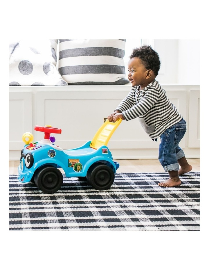 Road Tripper Push Ride-On Car withSounds/Toy/Kids/Toddler 12m  image 2