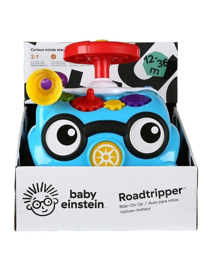 Road Tripper Push Ride-On Car withSounds/Toy/Kids/Toddler 12m  image 3
