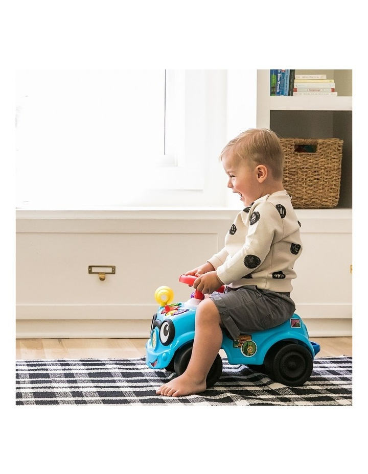 Road Tripper Push Ride-On Car withSounds/Toy/Kids/Toddler 12m  image 4