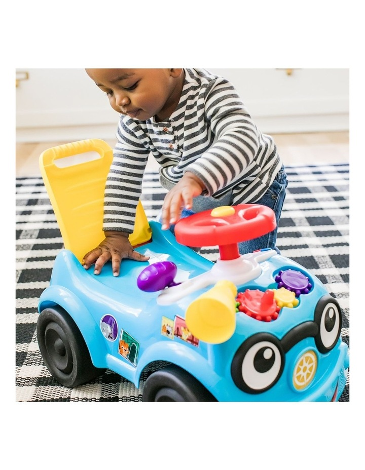Road Tripper Push Ride-On Car withSounds/Toy/Kids/Toddler 12m  image 5