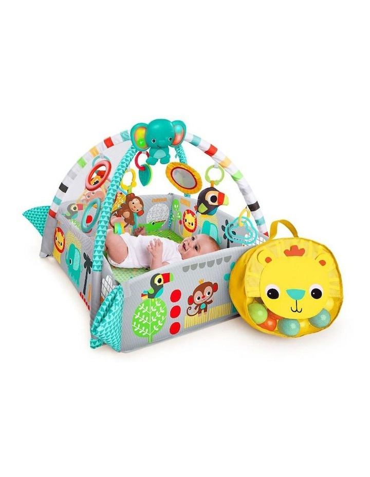 5in1 Baby/Infant/Toddler Ball Pit Play Activity Gym Fabric Toy 0m  image 1