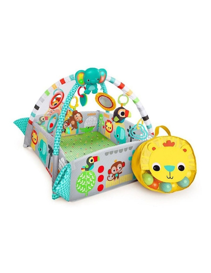 5in1 Baby/Infant/Toddler Ball Pit Play Activity Gym Fabric Toy 0m  image 2