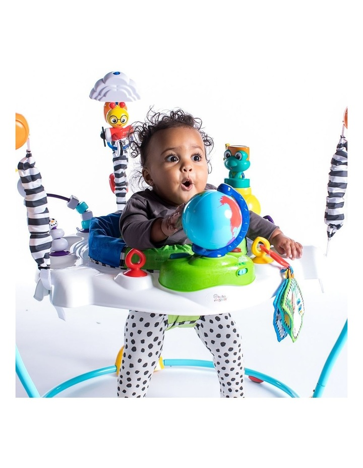 Journey of Discovery Activity Jumper with Sounds/Toys/Tray for Baby image 3