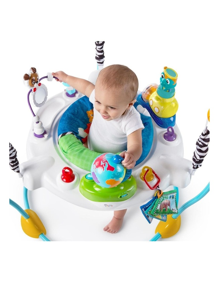 Journey of Discovery Activity Jumper with Sounds/Toys/Tray for Baby image 5