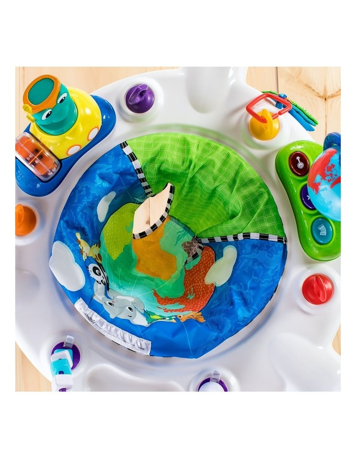 Journey of Discovery Activity Jumper with Sounds/Toys/Tray for Baby image 6
