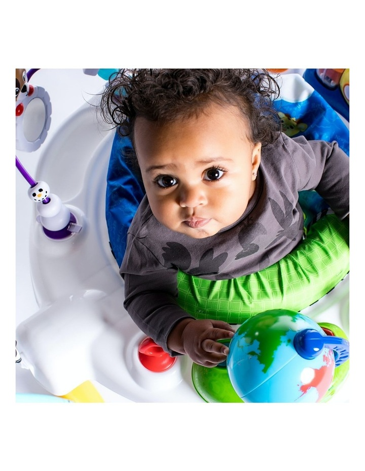 Journey of Discovery Activity Jumper with Sounds/Toys/Tray for Baby image 7