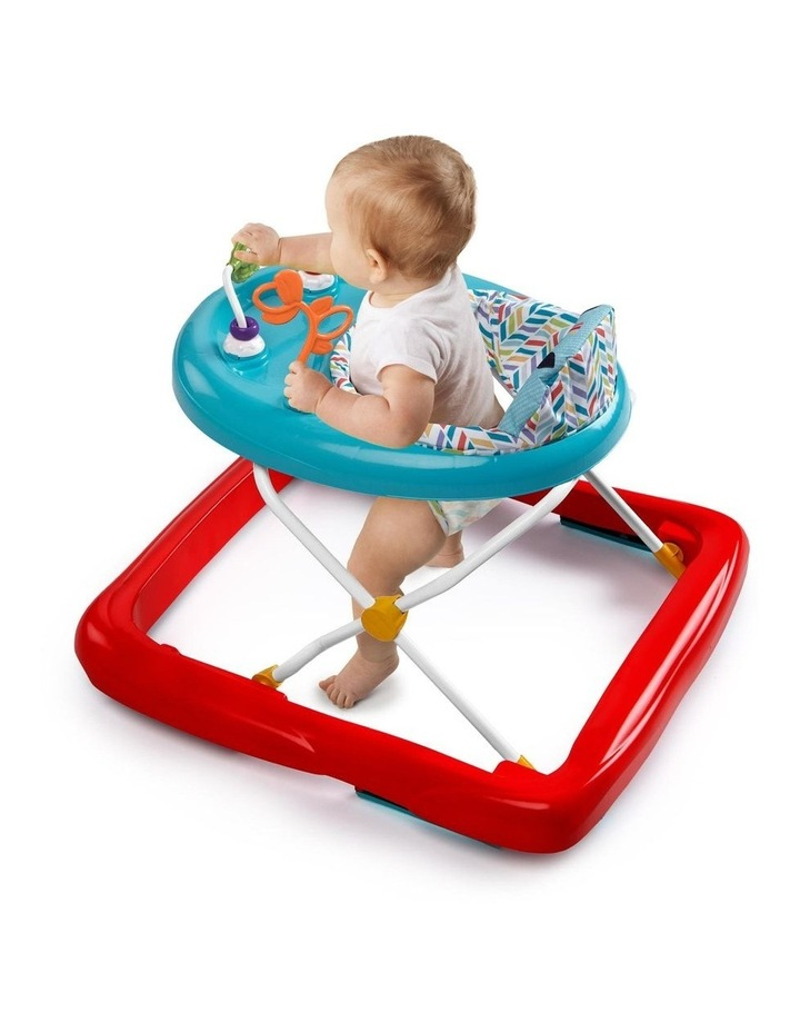 Pals Foldable Walker with Play Activity Toy/Sound Baby/Toddler 6m  image 5