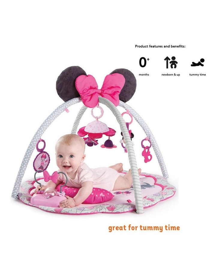 Disney  Minnie Mouse Garden Fun Activity Gym Toys Baby/Infant/0m  image 2