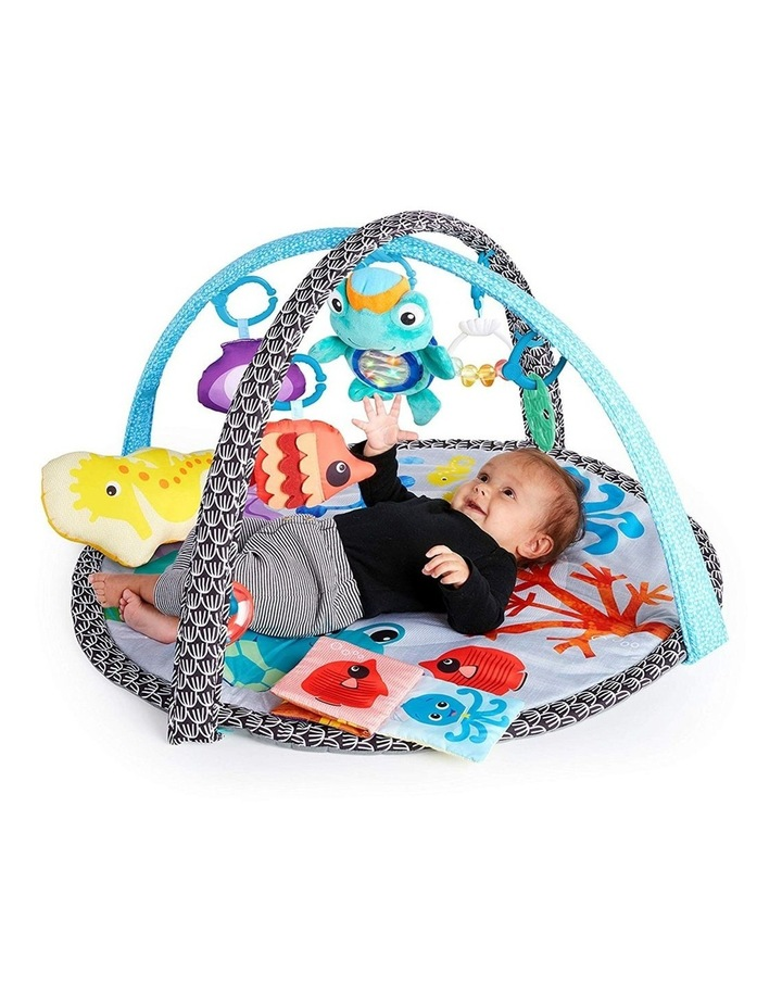 Sea Friend Baby/Infant Activity Play Gym Floor Mat/Rattle/Toys 0m  image 2