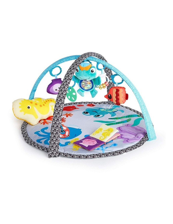 Sea Friend Baby/Infant Activity Play Gym Floor Mat/Rattle/Toys 0m  image 5