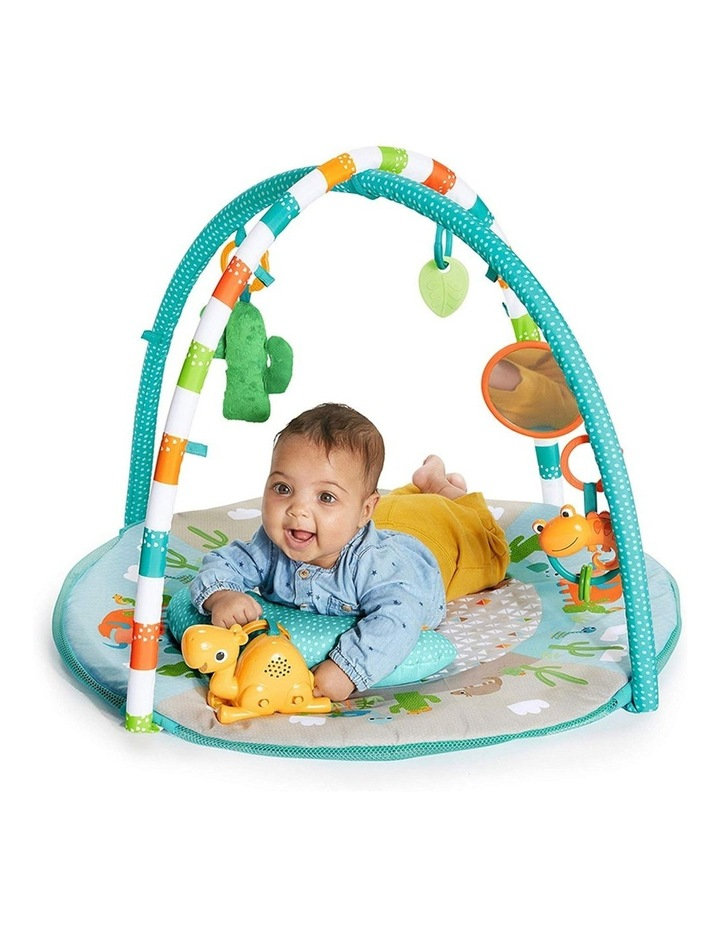Rounds Of Fun Baby Infant Activity Play Gym/Pit with 10 Balls/Toy 0m  image 3