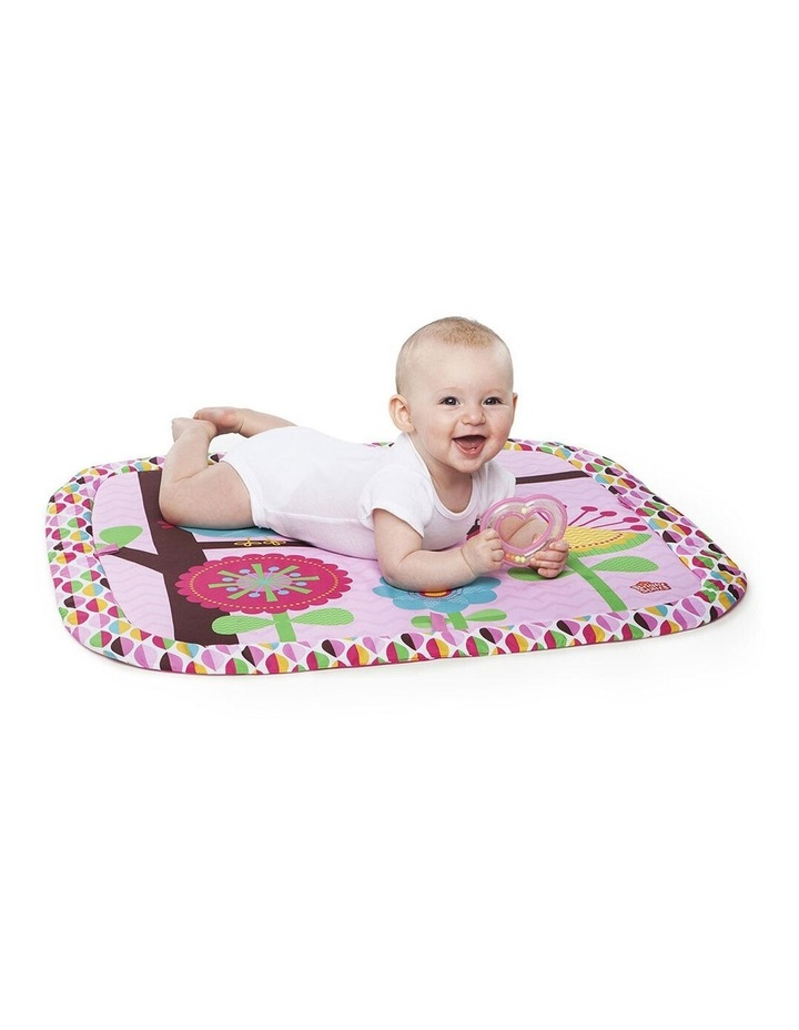 Charming Chirps Activity Gym/Play Mat Baby/Infant with Mirror/Toy 0  image 4