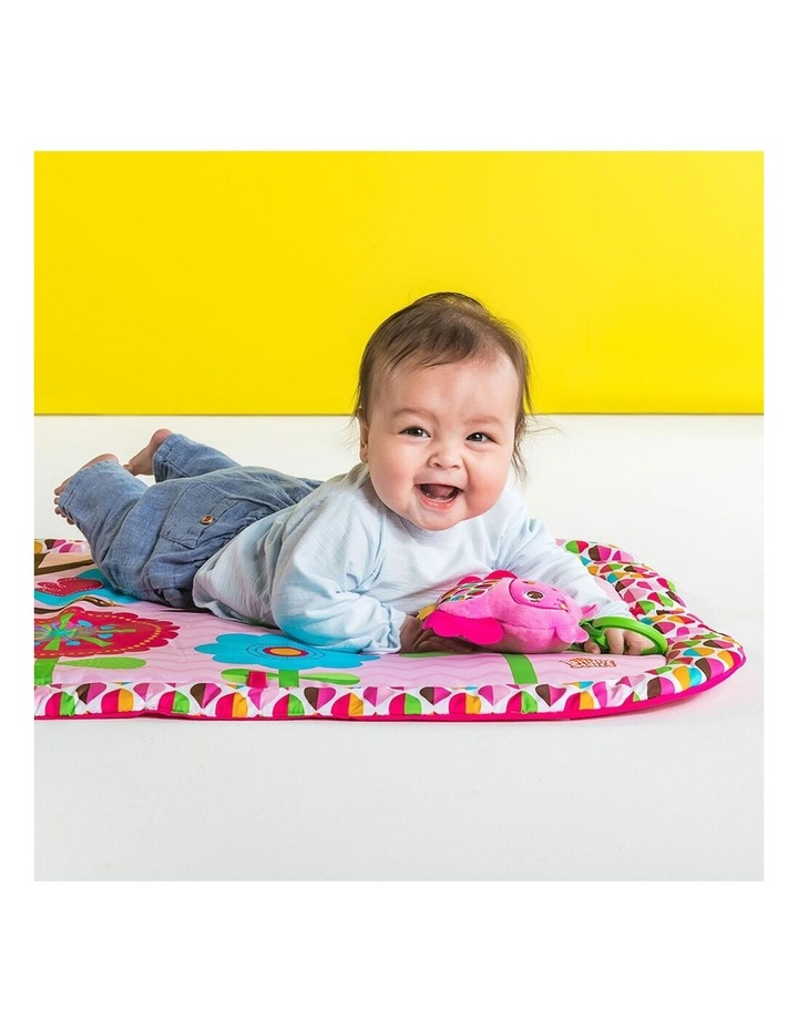 Charming Chirps Activity Gym/Play Mat Baby/Infant with Mirror/Toy 0  image 6