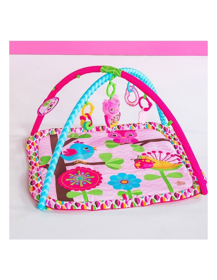 Charming Chirps Activity Gym/Play Mat Baby/Infant with Mirror/Toy 0  image 7