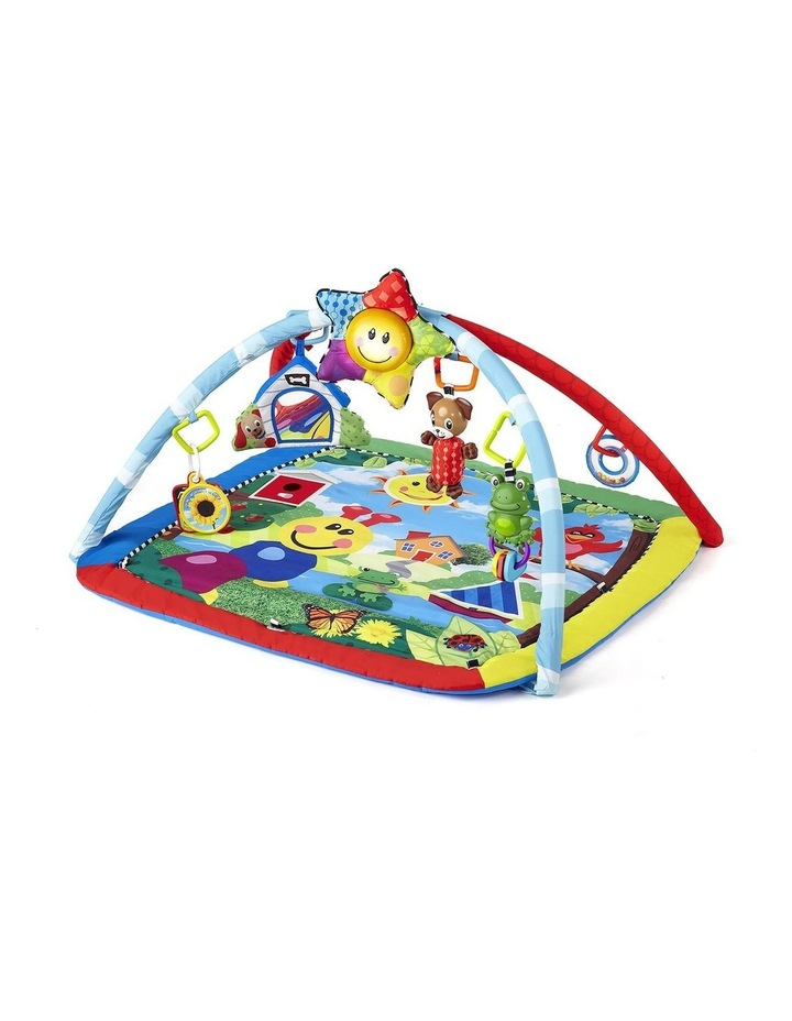 Caterpillar & Friends Baby/Infant Play Gym/Mat/Sound/Lights/Toys image 1