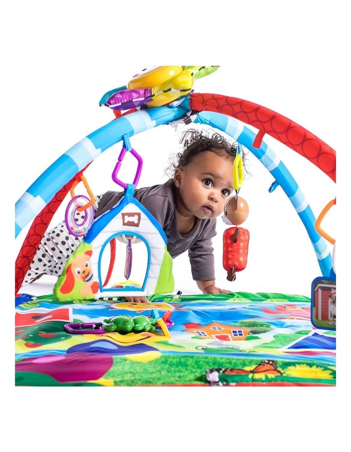 Caterpillar & Friends Baby/Infant Play Gym/Mat/Sound/Lights/Toys image 6