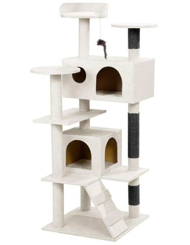 134cm x 50cm Catsby Hamilton Cat/Kitten/Pets House Scratching Post image 1