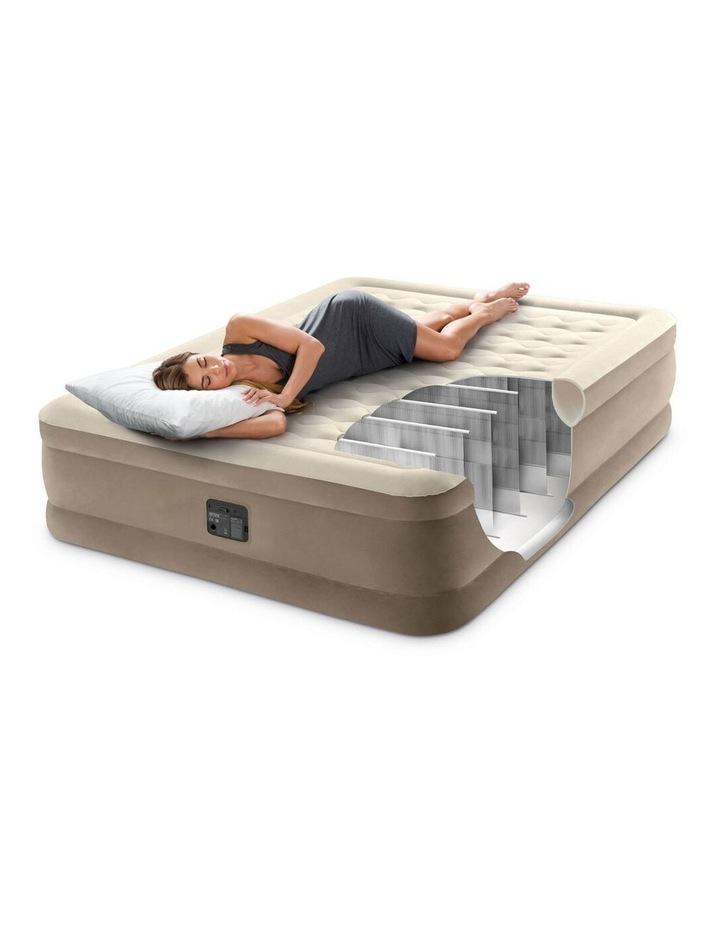 Intex Dura Beam Deluxe Queen H46cm, Deluxe Air Bed Queen Size