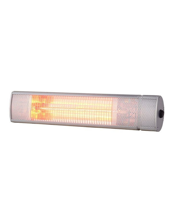 2000W IP55 Outdoor/Indoor Electric Wall Mountable Infrared Radiant Heater image 3