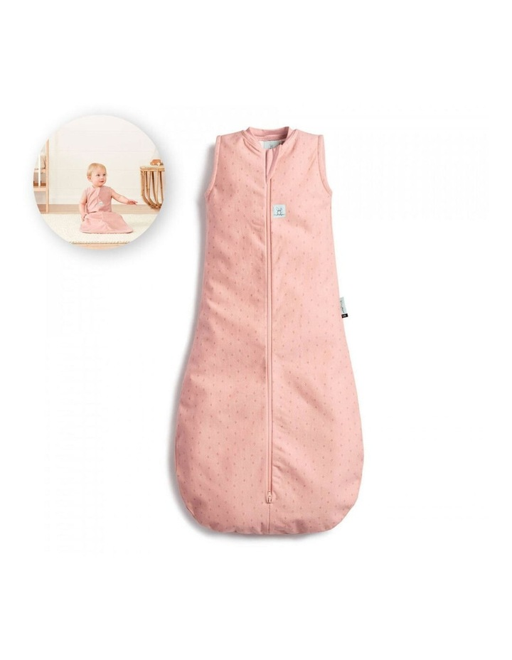 ErgoPouch Jersey Sleeping Bag Baby Organic Cotton TOG 1.0 Size 8-24m Berries image 2