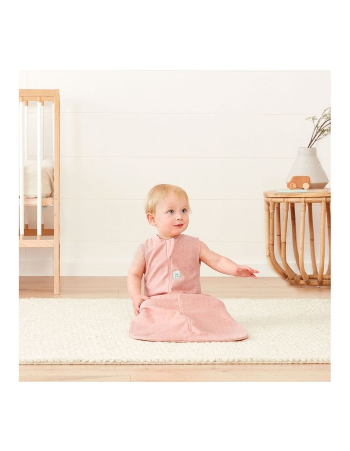 ErgoPouch Jersey Sleeping Bag Baby Organic Cotton TOG 1.0 Size 8-24m Berries image 4