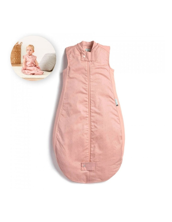ErgoPouch Sheeting Sleeping Bag Baby Organic Cotton TOG 0.3 Size 8-24m Berries image 2