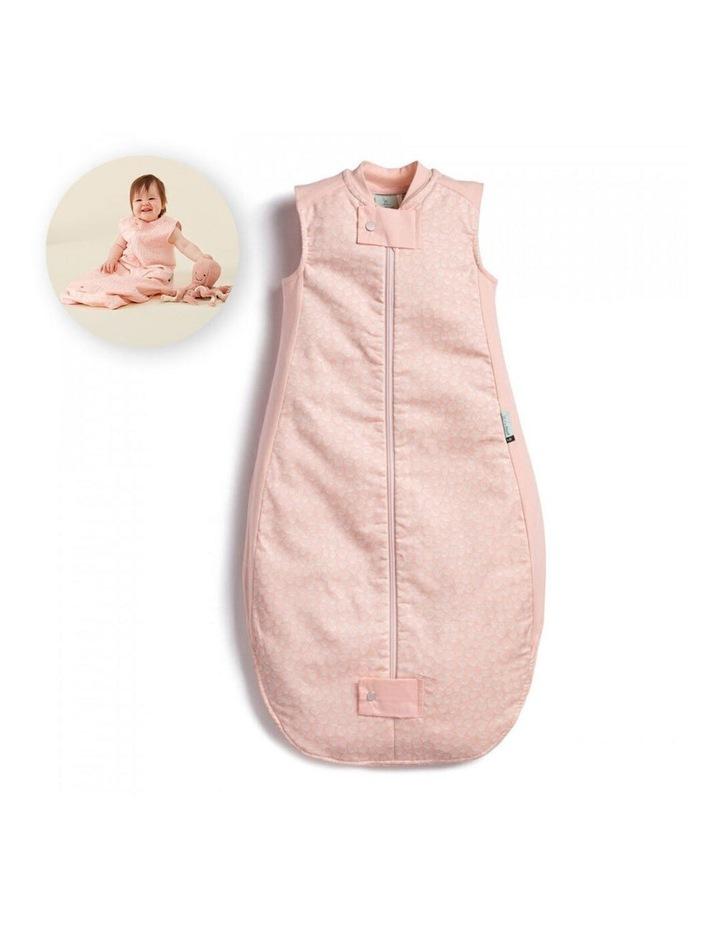 ErgoPouch Sheeting Sleeping Bag Baby Organic Cotton TOG 1.0 Size 8-24m Shells image 2
