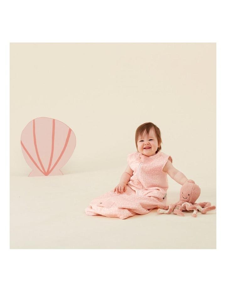 ErgoPouch Sheeting Sleeping Bag Baby Organic Cotton TOG 1.0 Size 8-24m Shells image 3