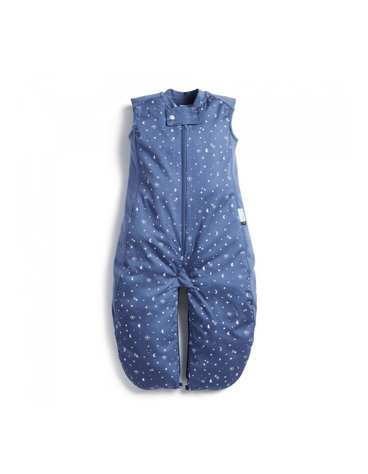 ErgoPouch Sleep Suit Bag Baby Organic Cotton TOG 0.3 Size 2-4 Years Night Sky image 3