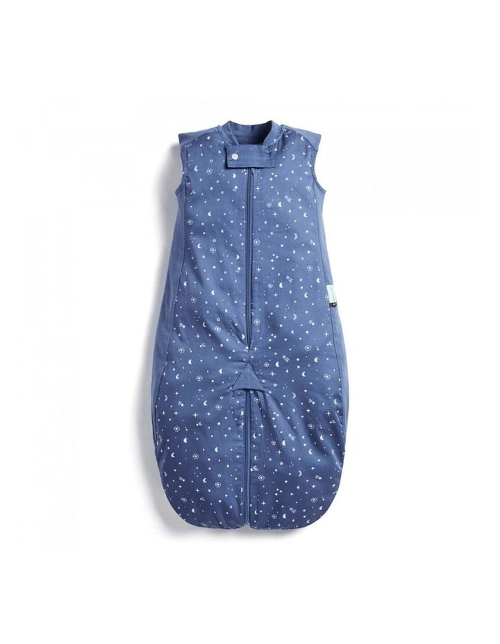 ErgoPouch Sleep Suit Bag Baby Organic Cotton TOG 0.3 Size 8-24 Months Night Sky image 1