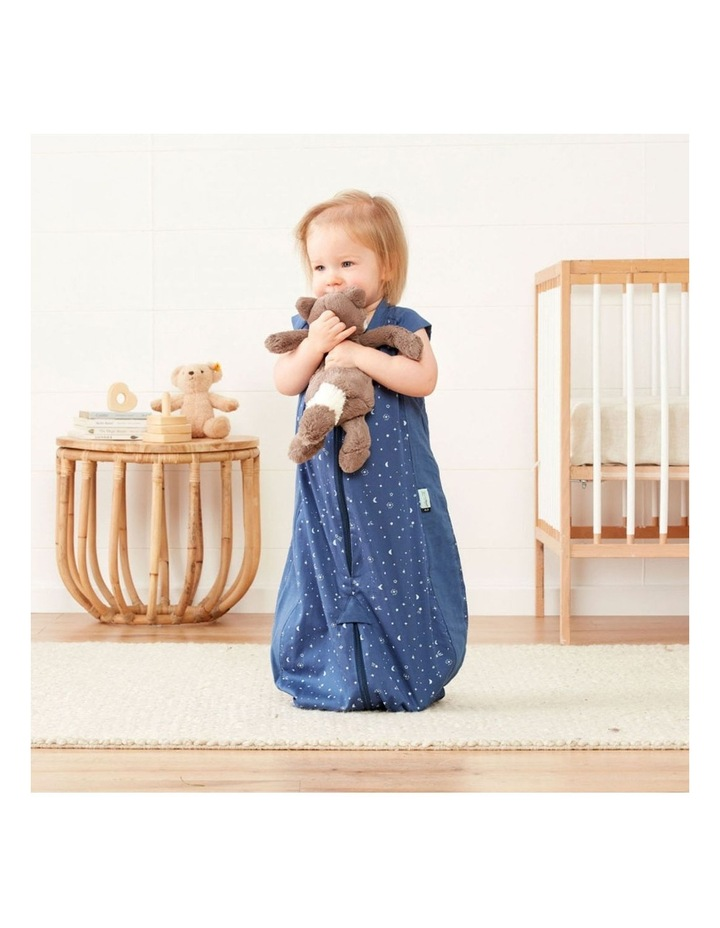 ErgoPouch Sleep Suit Bag Baby Organic Cotton TOG 0.3 Size 8-24 Months Night Sky image 4