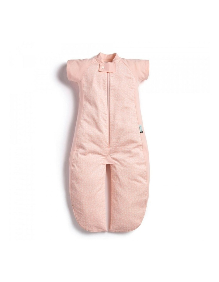 ErgoPouch Sleep Suit Bag Baby Organic Cotton TOG 1.0 Size 2-4 Years Shells Pink image 1