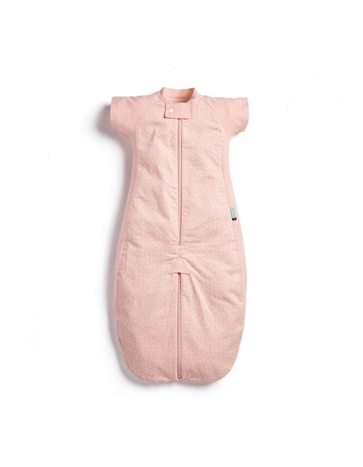 ErgoPouch Sleep Suit Bag Baby Organic Cotton TOG 1.0 Size 2-4 Years Shells Pink image 2